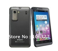 "Freeshipping ZP200 ZP 200 Glasses-Free 3D Android 2.3 3G phone MTK6575 4.3""Capacitive Support Russian Free Original Protector ."