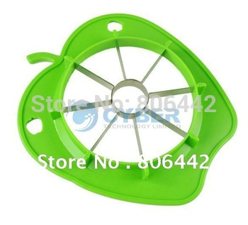 Corer Slicer Easy Cutter Cut Fruit Knife Cutter for Apple Pear Free Shipping