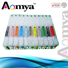 Refill ink cartridge for Epson Stylus Pro 7910/ 9910 11colors 350ml(empty)