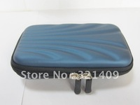 """2.5"""" Portable HDD Bag Zipper Pouch Case HDD Pouch Bag Protective Shockproof Cover"""