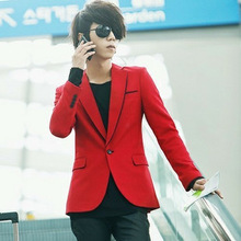 red blazers for men promotion