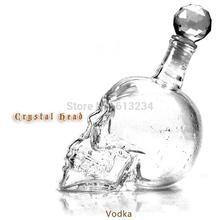 popular crystal skull head