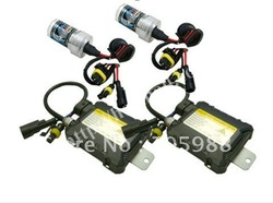 Single lamps Slim ballasts 12v 35w! HID xenon kit lights H1 H3 H7 H8 H10 H11 9005 9006 H9 880 881 D2S D2C...(China (Mainland))