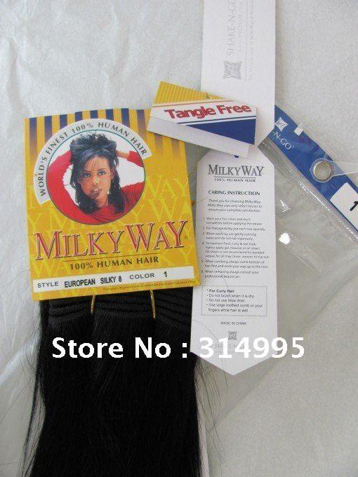 Wholesale Milky Way Hair Weave 109