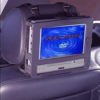 "Car Headrest Mount for 9""/10"" Portable DVD Player Harness Case  Bag Holder"