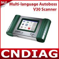 Promotion for Autoboss V30 scanner