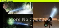 NEW quality powerful 85W HID free shipping   flashlight international authentication  XENON FLASHLIGHT SPOTLIGHT with 8700mAH