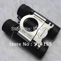 SZ20x21 Pocket Binoculars Day And LLL Night Vision Binocular Telescope  Folding Telescope Free Shipping