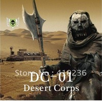 Free Shipping wholesale 2012 DC-01 Desert Corps Mask , Equipment pretective Mask , Cs prectective Mask