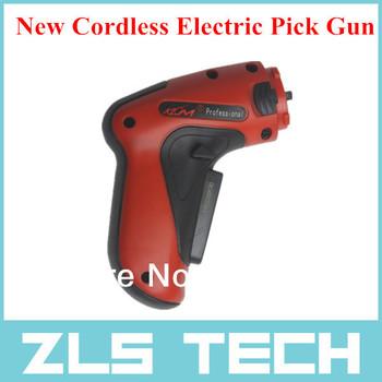 New Cordless Electric Pick Gun Original Cordless Rechargeable Electric Pick Gun Free Shipping