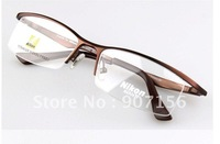 HOT Sales :  Titanium Quality Glasses Frame,Fashion  Eyeglasses Frame, Optical Frame, Semi-Rim Glasses Frame  N1321