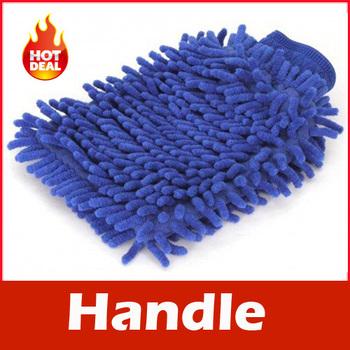 Super Mitt Microfiber Car Wash Washing Cleaning Glove