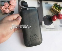 10pcs/Lot-Android Pouch Case leahter case pouch For Samsung galaxy S3 i9300/galaxy S2 i9100/HTC one x