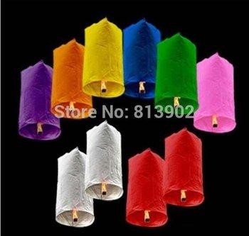 Free shipping 30piece/lot  chinese lantern,Festival,Wishing Lamp,ufo,Lanterns,Sky light, Paper Lantern,SL035
