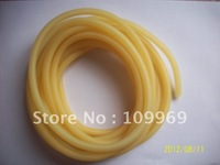free shipping rubber bands for  slingshot  , five  meters without joints,item no 5080 plain color ,wholesale /retail