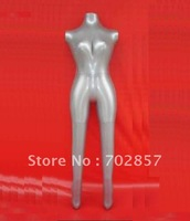 manikin,torso mannequins,Inflatable Female Full Body  Mannequin Free Shipping
