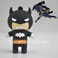 Fast Delivery!! Free Shipping Batman USB Flash Memory 4GB|8GB|16GB, Superheros Cool Cartoon USB Thumb Drive, 100% Real Capacity