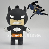 Fast Delivery!! Free Shipping Batman USB Flash Memory 4GB|8GB|16GB, Superheros Cool Cartoon USB Thumb Drive, 100% Real Capacity