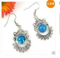Cute Bohemia 3 COLORS  Tibetan Silver vintage exotic Wild fashion drop pendant earring