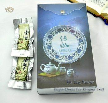 2013 spring Oolong tea 35pcs Tie guan yin tea, vacuum tea bag packing good for taking, Free Shipping, drawer style