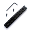Freeshipping Round Bottom Weaver Rail Mount Base for Install Scope D00012