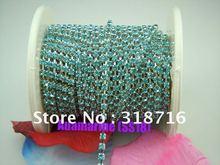 cheap rhinestone cup chain