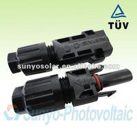 Circular connector MC4 manufacturer in SUNYO
