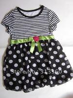 newborn baby chiffon dress pettiskirts girls flower dress infant birthday princess dress