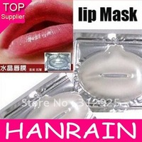 Hot sale skin care Crystal Collagen lip Mask lip care pads Membrane Moisture 10pcs/lot