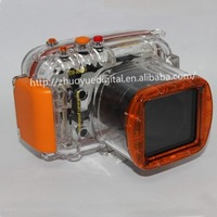 2012 New Waterproof Digital Camera cases for Nikon J1  Free shipping