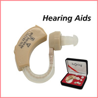 New Hear Aid Convenient XM-909E Sound Voice Amplifier Hearing Aids Free shipping