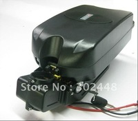 Free Shipping 48V 12AH Frog Li-ion Battery with Frog Case,BMS and Charger