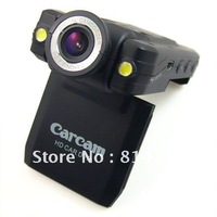 "2013 Newest HD Car DVR K2000 2.0"" TFT LCD FULL HD1080P Wide Angle 140 degree H.264 HDMI Russian Language In Stock"