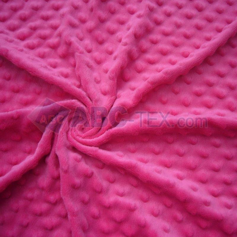 coral bedspread