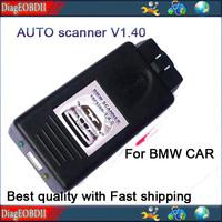 2014 Auto Scanner V1.4.0 Never Locking for E38 E39 E46 E53 E83 E85 Auto Scanner 1.40 for bmw FREE shipping