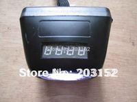 10pcs/lot cree 3W LED digital display IP67 li-ion battery KL4.5LM miner lamp miner light LED miner's lamp