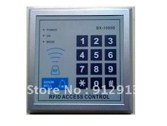 Drop Shipping!! RFID Card Access Control System KO-SC101 with 10 Keyfobs + Free Shipping