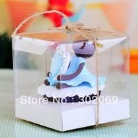 wholesale PVC Single Cupcake boxes  cake box.