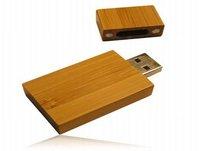 Whole sale 1GB/2GB/4GB/8GB/16GB OEM LOGO Wooden USB Flash Drive, wooden usb disk, wooden usb