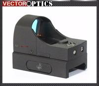 Free Shipping Vector Optics 1x22 Micro Reflex Camera Red Dot Scope / 3 MOA Dot Mini Weapon Sight