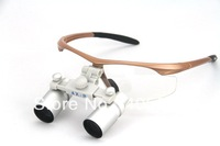 2013 NEW CH4.0X Dental Binocular Magnification loupes with ASL lights Free Shipping