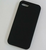 Lot10 Bumper Frame Silicone Skin Case Cover for iPhone 5 5G With Side Button Black