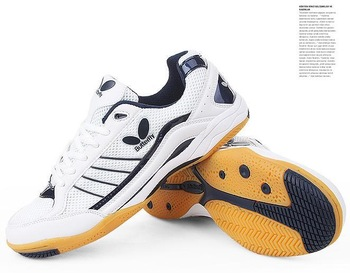 BUTTERFLY WTS-2 sports shoes couple shoes table tennis shoes