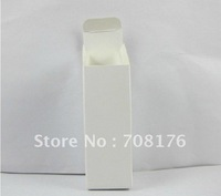 30ml essence bottle used white paper box, cosmetic packaging cardboard box ,paperboard container