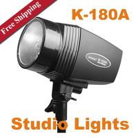 180ws Professional Flash Monolight Godox K-180A mini master Studio Light Professional Strobe light Photo Studio Accessories