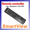 Remote Controller for Skybox F3 M3 F5 satellite receiver free shipping post
