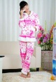 [Coral Fleece Nightgown] 2012 Latest Women&#39;s Casual Lovely Comfortable Coral Fleece Nightgown Warm For Winter Include Delivery