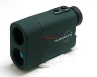 Wholesale-3pcs Vector Optics 6x25 Laser Rangefinder Monocular Scope 700Yard Distance Measure Range Finder