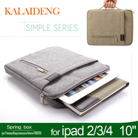 """Ultrathin multi-functional portable bag for iPad Galaxy tablet and other 7'' - 10"""" tablets Original Kalaideng Simple Series"""