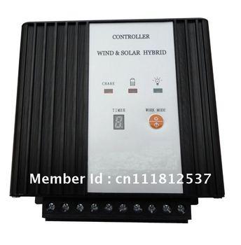 200W 300W 500W WIND SOLAR HYBRID LED CONTROLLER